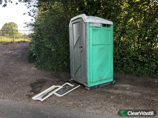 Image from: 'Man creates fly-tipping app ClearWaste.com - East London and West Essex Guardian'