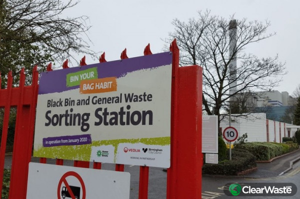 """Image from: 'Date for opening of tip recycling centres in Birmingham not yet set, Birmingham City Council said the issue is """"under constant review""""'"""