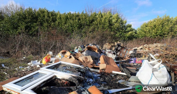 Image from: 'Scottish dumps and recycling centres to remain closed'
