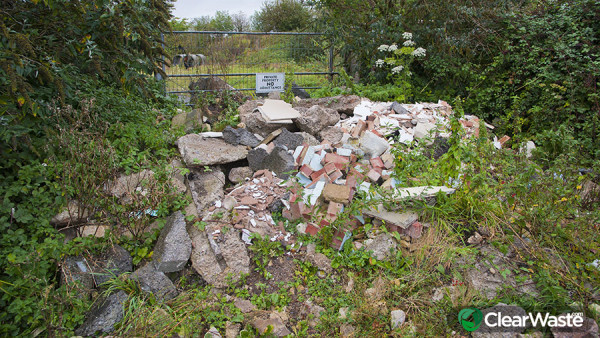 Image from: 'Pressure mounts to reopen waste centres to cut fly-tipping'